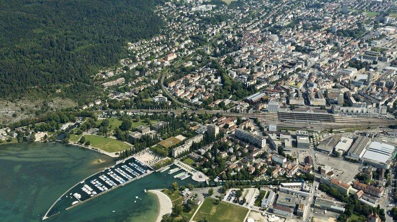 Dernière ligne droite pour le projet de quartier Agglolac à Bienne