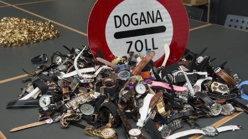 Contrefaçon: les «faux» ont fait perdre 4,5 milliards de francs et 10 000 emplois à la Suisse
