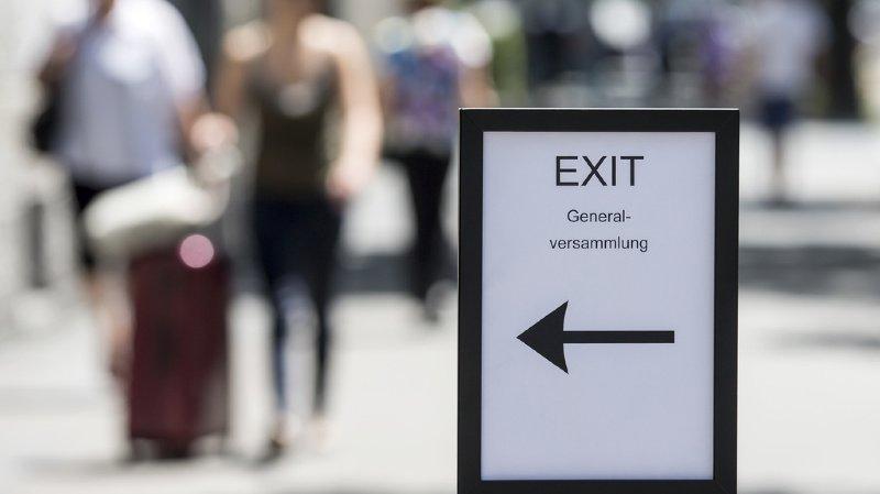 Aide au suicide: plus de 1280 personnes ont eu recours à Exit en Suisse en 2020