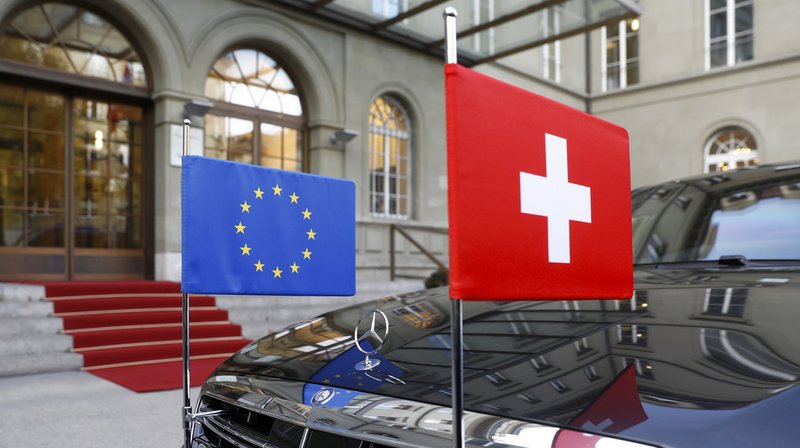 Accord-cadre: «l'Union européenne se sent trompée par la Suisse»