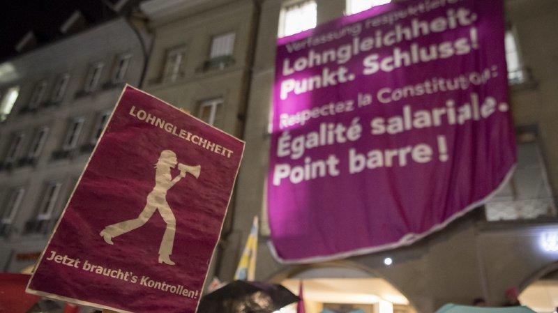 Business & Professional Women Suisse s'est basé sur les salaires médians dans le secteur privé.