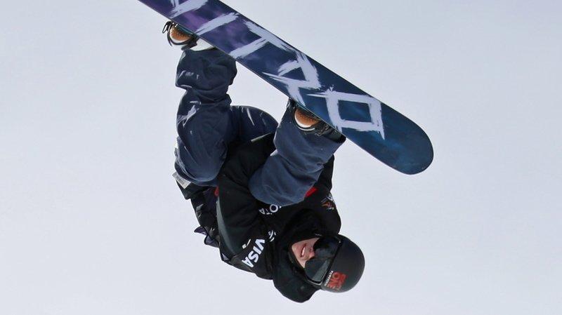 Snowboard – Mondiaux d'Aspen: Jan Scherrer remporte la médaille de bronze