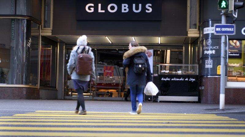 Commerce de détail: Globus externalise la restauration et supprime 50 postes