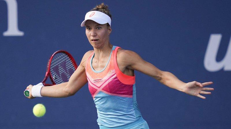 En finale, elle sera opposée à la Danoise Clara Tauson (WTA 139).