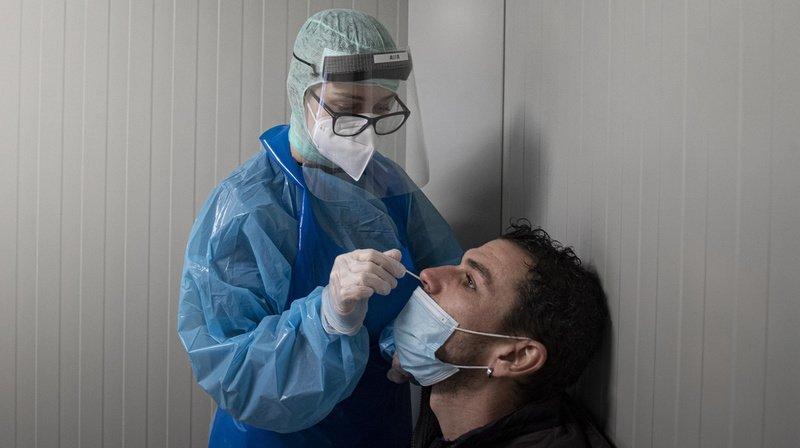 Coronavirus: tous les tests de dépistage seront gratuits dès lundi