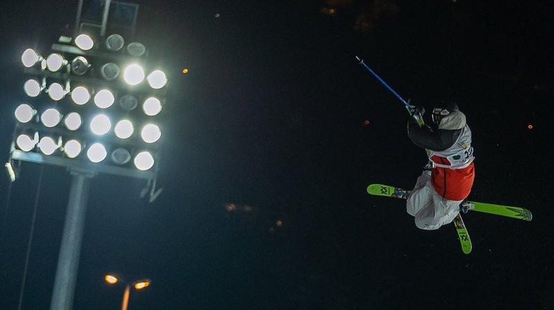 Ski freestyle: Kim Gubser décroche la médaille de bronze en Big Air des Mondiaux d'Aspen