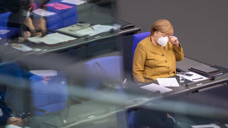 Allemagne: large défaite des conservateurs de Merkel dans 2 scrutins régionaux cruciaux