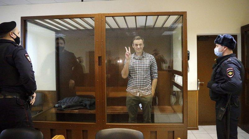 Russie: peine de prison confirmée pour Alexeï Navalny, condamné deux fois en une journée