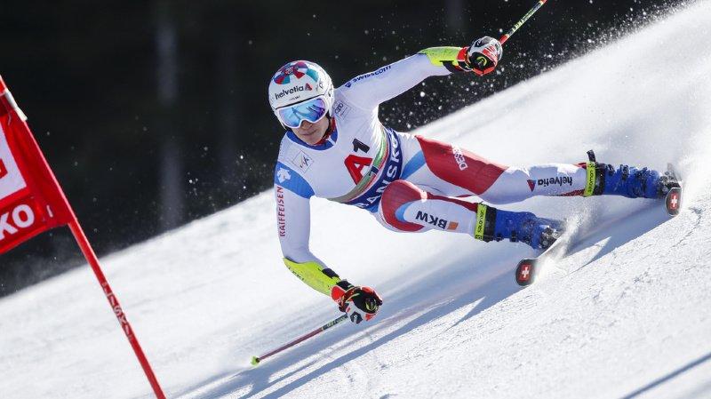 Ski alpin: Marco Odermatt termine 5e du géant de Bansko remporté par Filip Zubcic