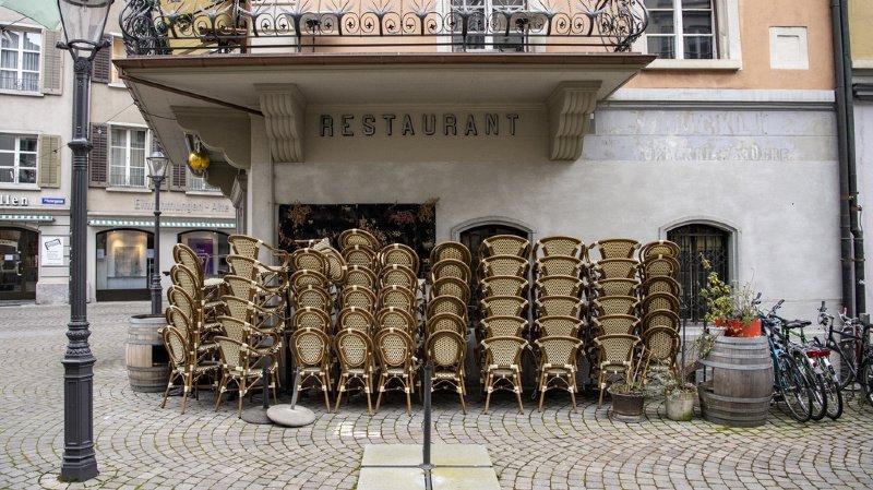 Coronavirus: la réouverture des restaurants le 22 mars doit figurer dans la loi Covid