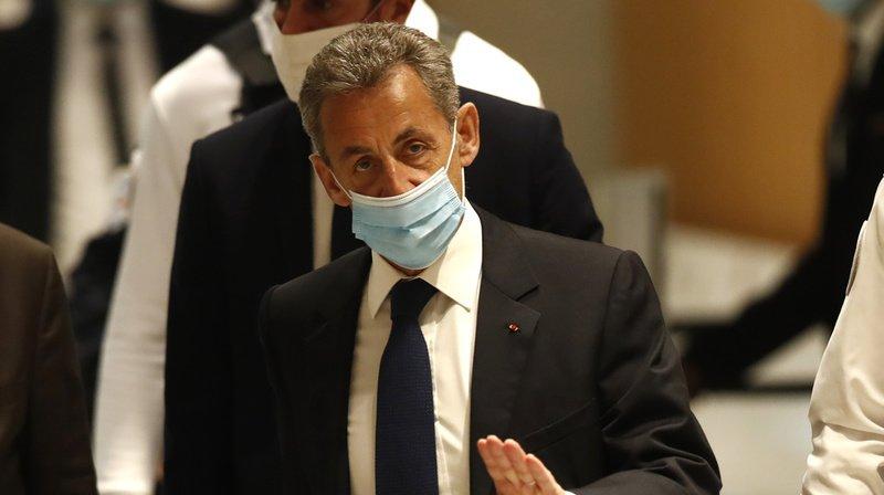 France: Nicolas Sarkozy condamné à 3 ans de prison dont 1 an ferme pour corruption