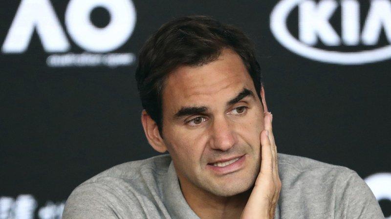 Roger Federer fera à la place un nouveau bloc d'entraînement pour poursuivre sa préparation.