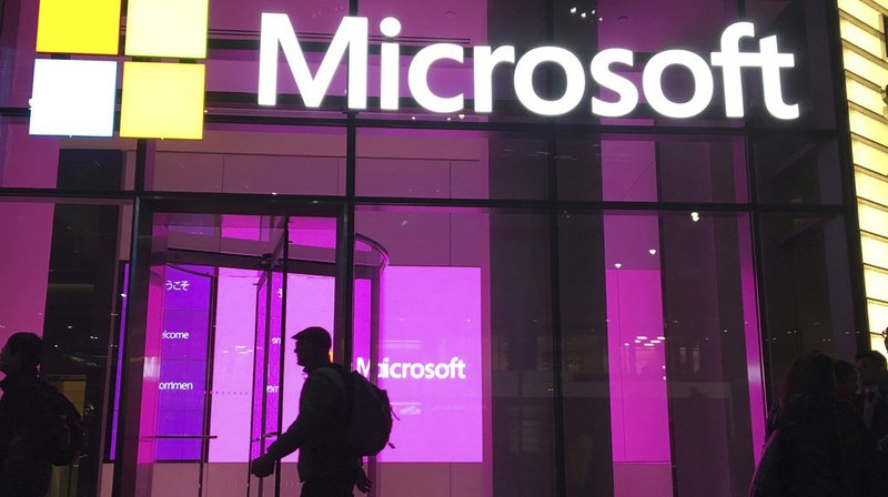 """Microsoft a averti que les hackers du groupe baptisé """"Hafnium"""" exploitaient des failles de sécurité dans ses services de messagerie Exchange (illustration)."""