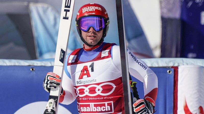 Ski alpin: Beat Feuz 2e de la descente de Saalbach (AUT) remportée par Vincent Kriechmayr
