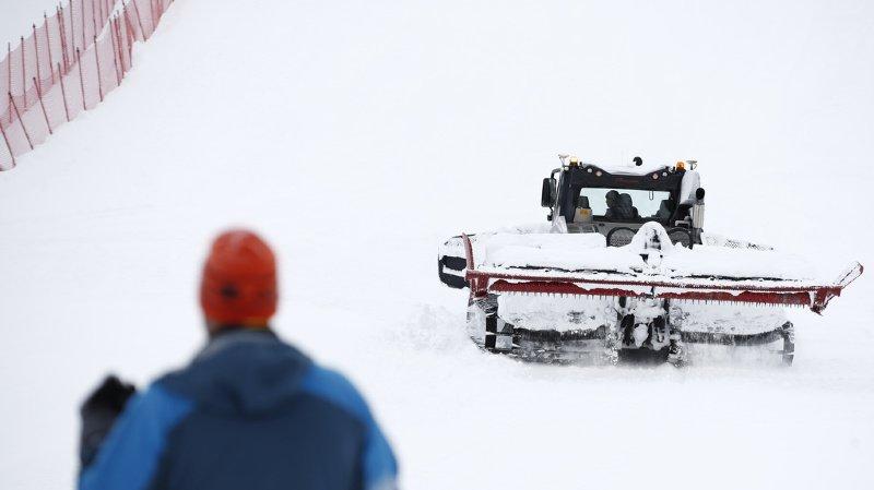 Ski alpin: les Super-G de Lenzerheide annulés à cause de la météo