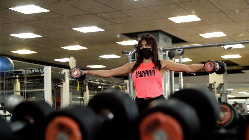 Covid-19: les fitness d'attaque pour le 22 mars