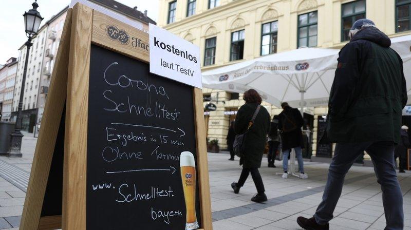 Coronavirus: tour de vis à Pâques dans une Allemagne en déprime