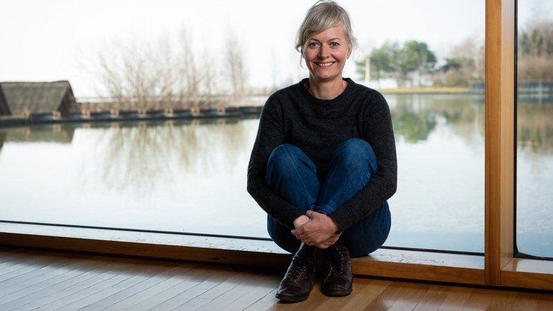 Géraldine Delley: «L'archéologie a, durant très longtemps, donné peu de visibilité aux femmes»