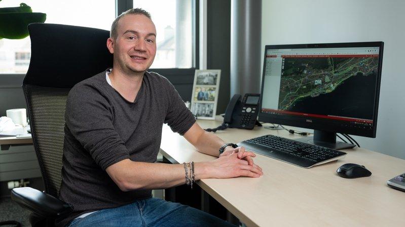 Von Arx raconte la transition numérique de ses sites neuchâtelois
