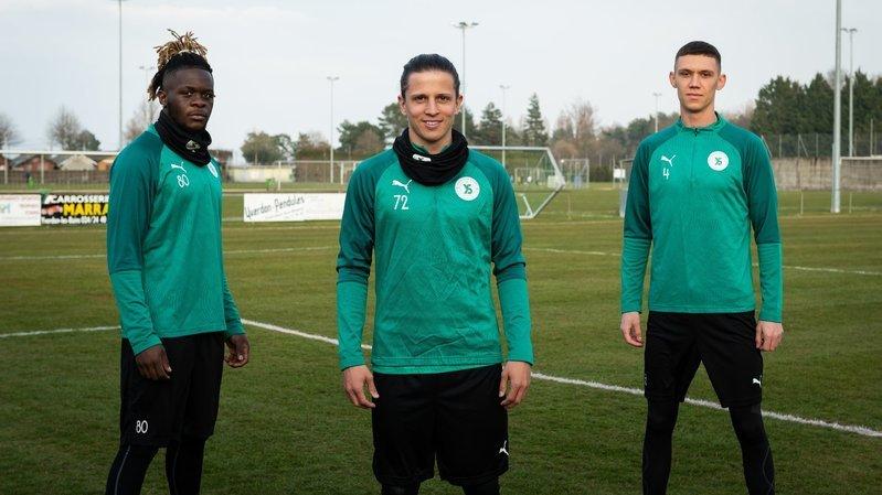 Football: les Neuchâtelois d'Yverdon Sport ont faim de terrain