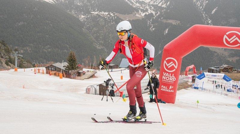 Championnat du monde longue distance: Marianne Fatton sixième de la Pierra Menta