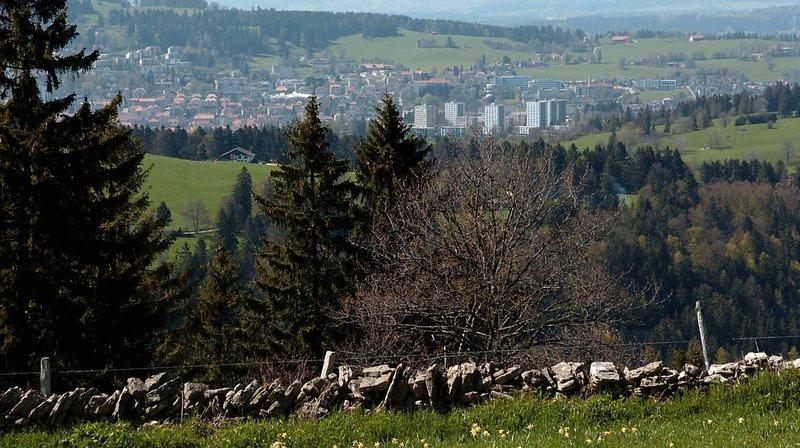Val-de-Ruz: nouveau nom pour le projet éolien de Montperreux
