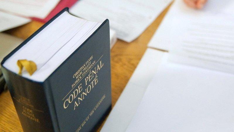 Boudry: violeur présumé devant le tribunal