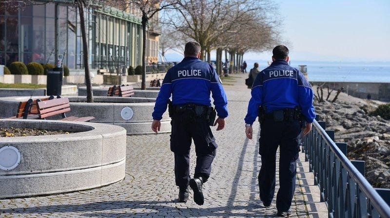 Police neuchâteloise: une année 2020 marquée par l'opération «Litto»