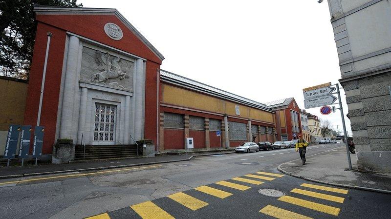 Les nouvelles résidence d'artistes se situent juste en face du Musée des beaux-arts.