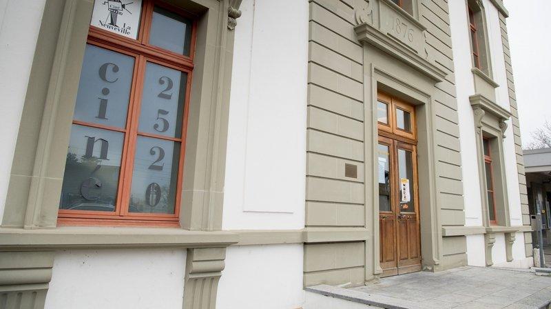 La Neuveville: le Ciné2520 restera fermé jusqu'en août2021