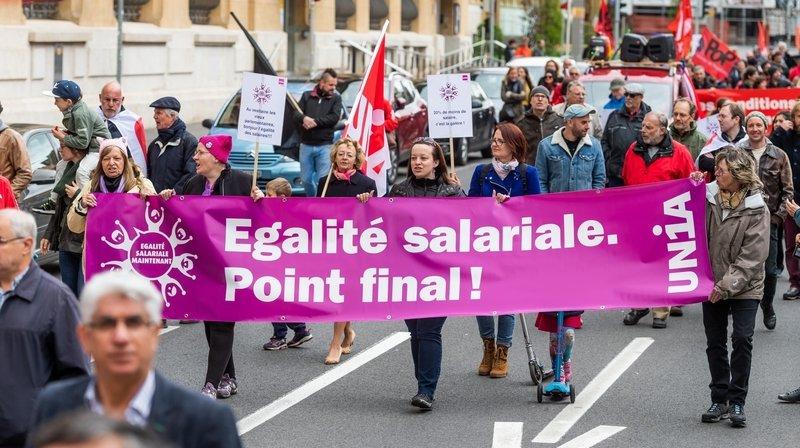 Jura: comment faire respecter l'égalité salariale