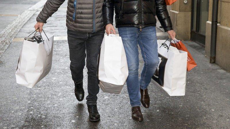 «Les gens vont se fatiguer du commerce en ligne», selon l'une des voix des commerçants neuchâtelois