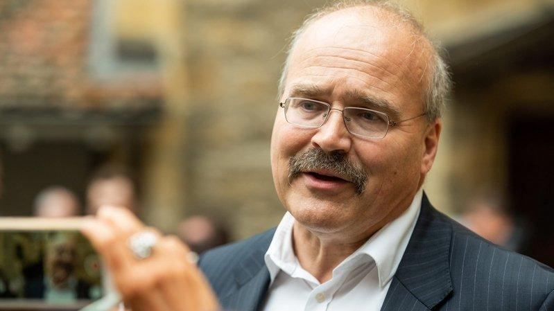 Président de la CPIH, Philippe Bauer défend ce texte qu'il juge très progressiste.