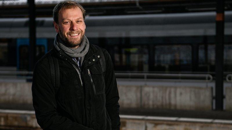 Le conseiller national neuchâtelois Fabien Fivaz élu au comité de Swiss Cycling