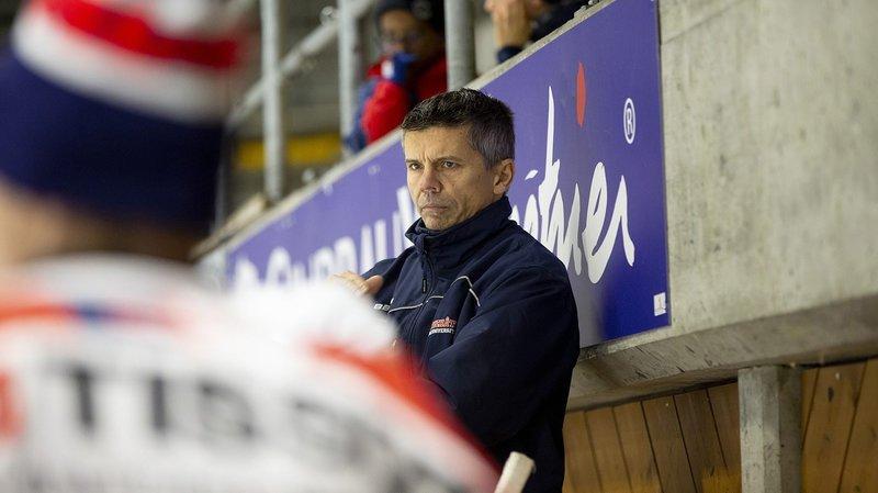 Marc Gaudreault, coach du HC Université Neuchâtel, pourra compter sur un nouvel attaquant.
