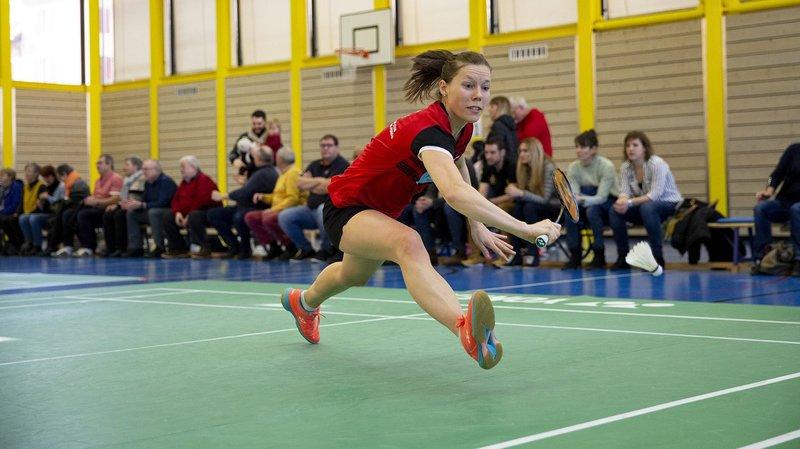 Badminton: Sabrina Jaquet renoue avec la victoire à Orléans