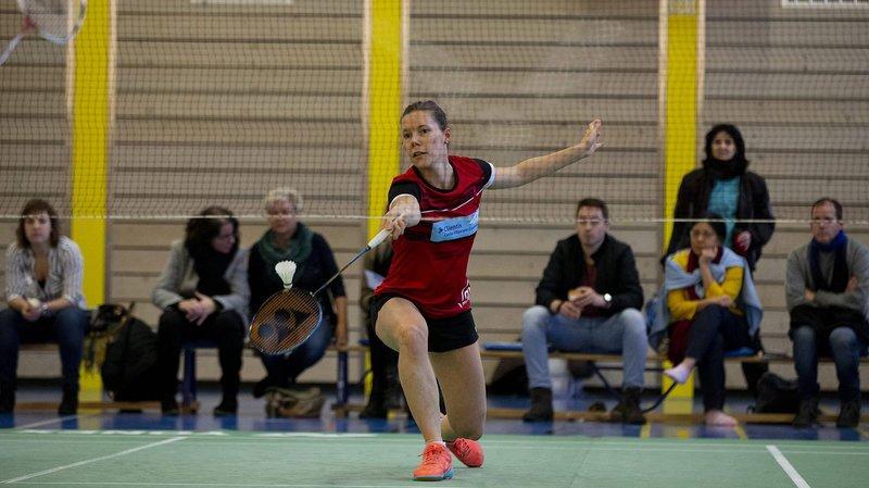 Badminton: Sabrina Jaquet ne passe pas le deuxième tour à Orléans