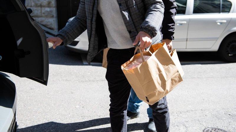 Covid-19: les restaurants du Jura transformés en cantines pour les travailleurs