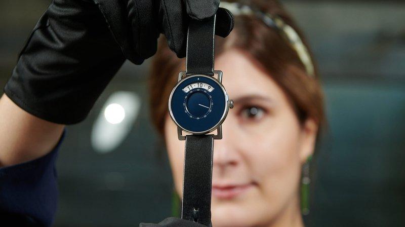 Les exportations horlogères quasi stables sur un an