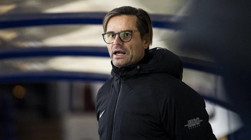 Thierry Paterlini: «J'ai envie de continuer mon chemin avec le HCC»