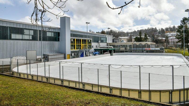 La Chaux-de-Fonds: manque d'ambition pour la patinoire des Mélèzes?