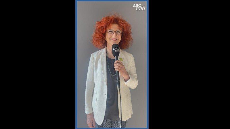 Cantonales neuchâteloises: le «Questions pour une élection» de Brigitte Leitenberg