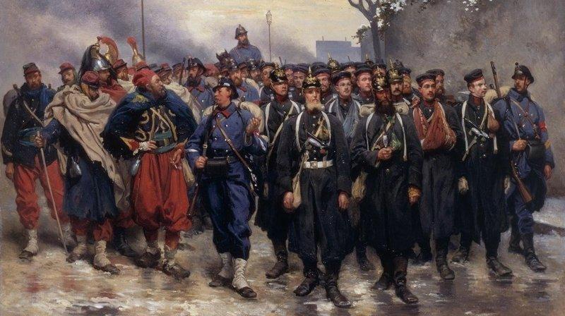 En 1871, la Prusse a-t-elle tenté de poursuivre l'armée Bourbaki pour récupérer la principauté de Neuchâtel?