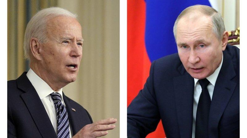 Etats-Unis: Joe Biden dit penser que Vladimir Poutine est «un tueur», Moscou réplique