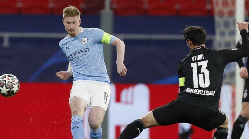 Football – Ligue des champions: Manchester City et Real Madrid se qualifient