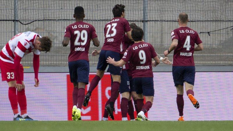Football – Super League: Servette tient enfin son Derby