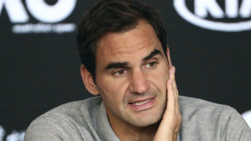 Federer peut s'attendre à souffrir à Doha.
