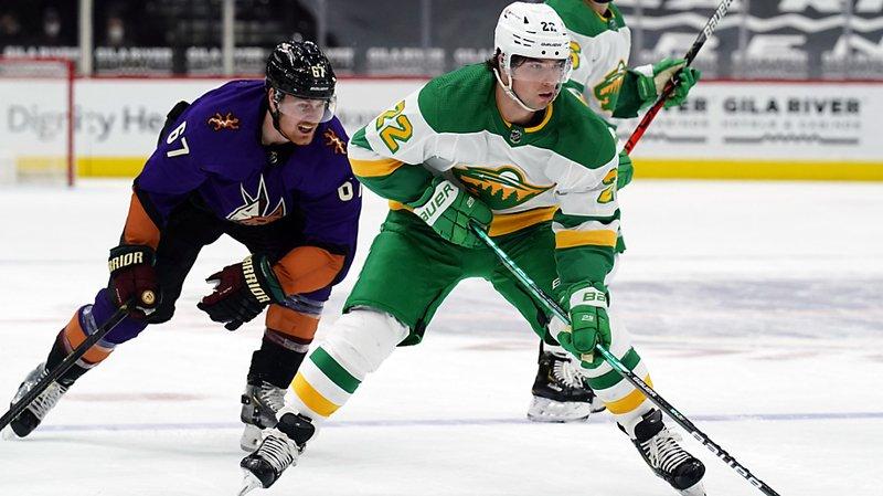 Hockey – NHL: un but et un assist pour Kevin Fiala