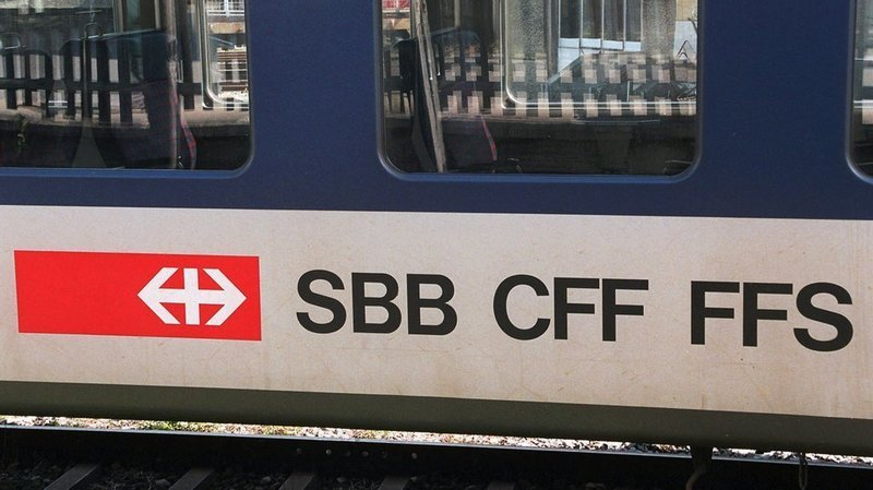 Glissement de terrain: ligne CFF interrompue entre Lausanne et Fribourg