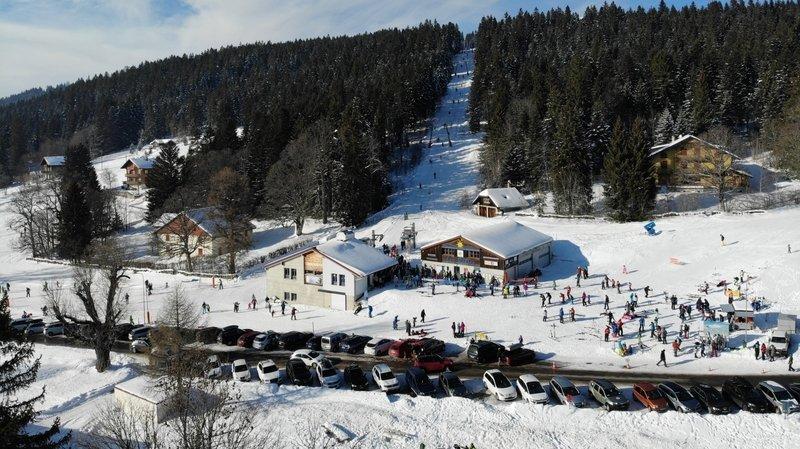 Le domaine skiable Sainte-Croix-Les Rasses lance un nouvel abonnement